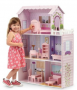 Teamson Fancy Mansion Wooden Dollhouse with Furniture