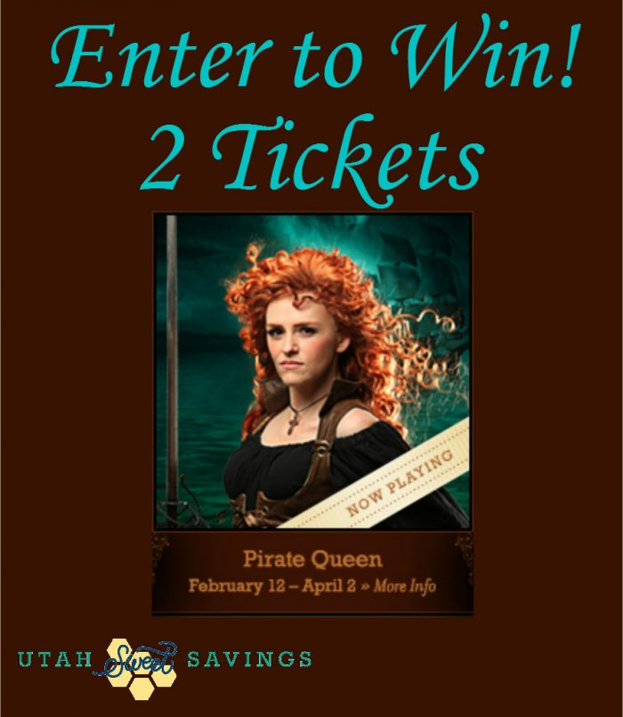 The Pirate Queen Giveaway