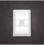 Wireless 8 LED Light-Switch Night Light