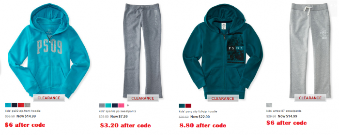 aeropostale ps kids clearance sale hoodies