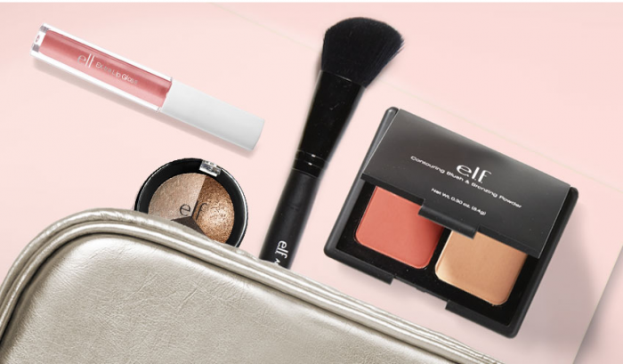 e.l.f cosmetics free spring dreaming kit