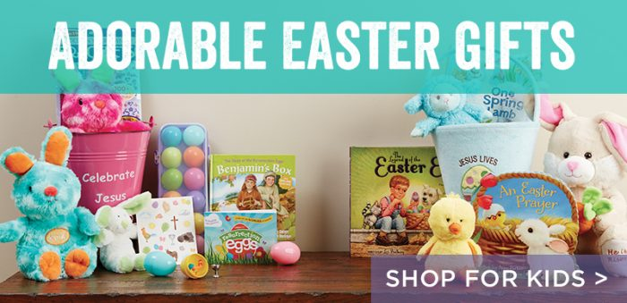 Family christian store 40 off easter gifts and easter decor easter gifts jesus negle Images