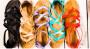 flat fringe sandles