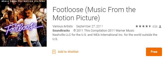 footloose free google play