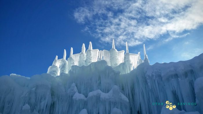 Ice castles coupon code midway