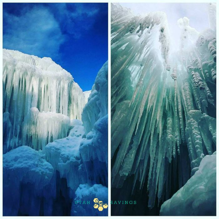ice castles pictures