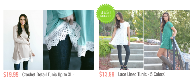 lace and tulil