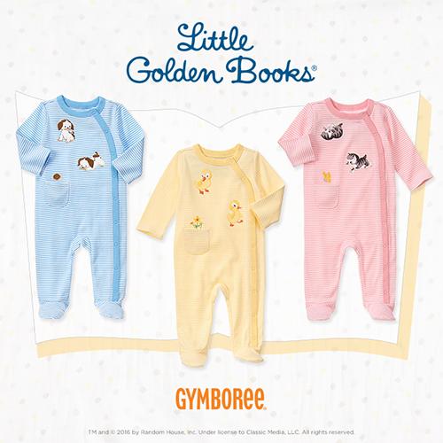little golden books at gymboree