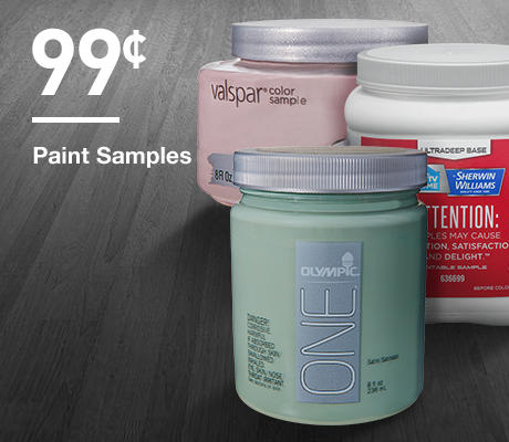 Lowes: 99¢ Paint Samples! *Any Brand, Any Color* – Utah Sweet Savings