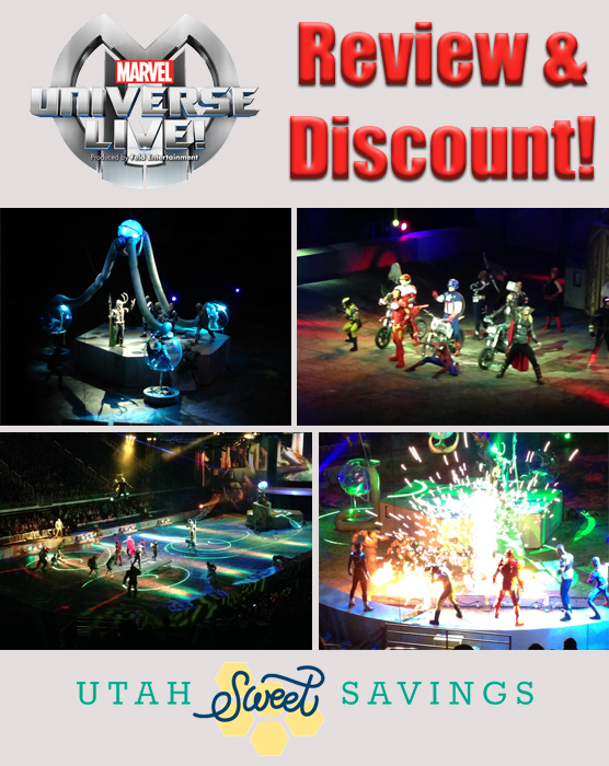 marvel universe live review and discount