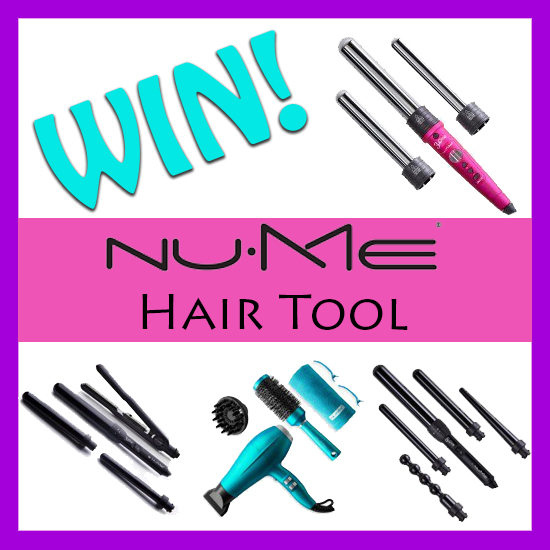 nume hair tool giveaway