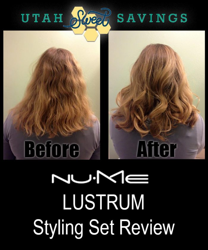 nume lustrum styling set review