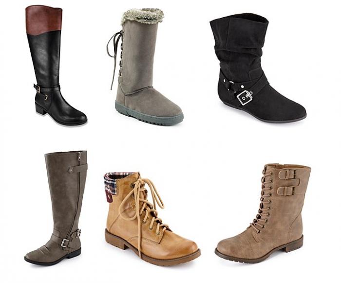 rampage boots bonton