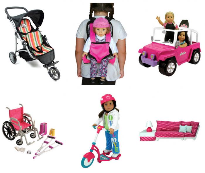 18 inch doll accessory sale