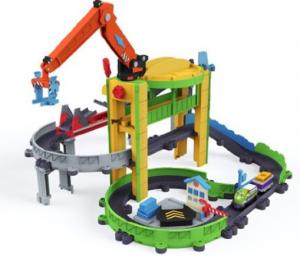 Chuggington StackTrack Motorized Drop and Load Dash Train Playset $29.99 (Reg. $59.99)