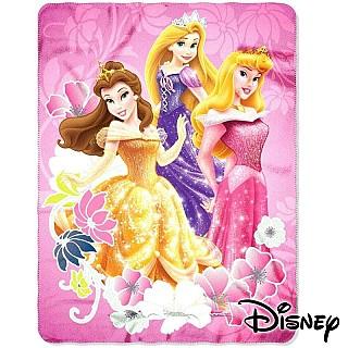 Disney Princesses Fleece Blanket