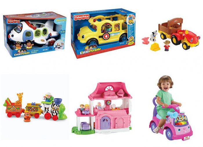 Fisher-Price Little People Toys