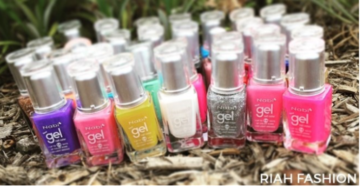 Instant Dry Gel Nail Polish