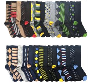 John Weitz Men's Casual Dress Socks