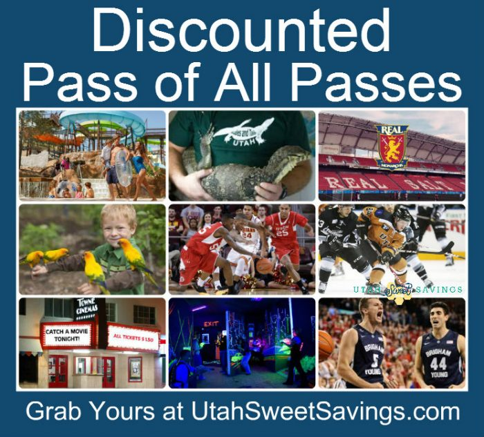 Pass of All Passes Utah Sweet Savings