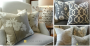 Pillow Covers Sophisticated Neutral Fabrics