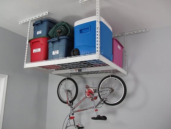 SafeRacks 4 x 4 Overhead Storage Rack