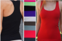 Stretchy Racer Back Tank