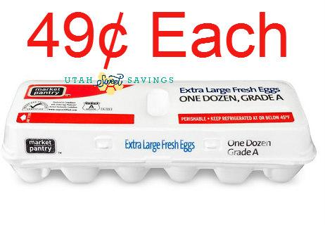 Target Eggs