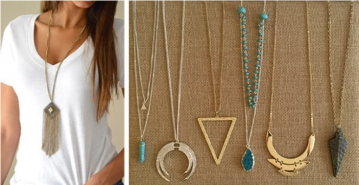 The Hipster Necklaces Collection