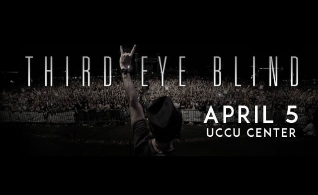 Third Eye Blind Ticket