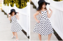 Tiffany Polka Dot Dress