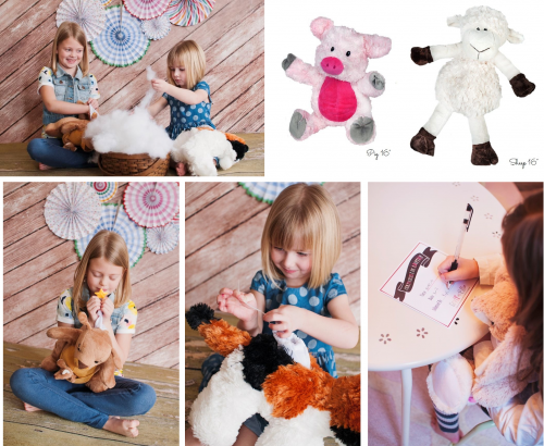 build your own stuffed animals how