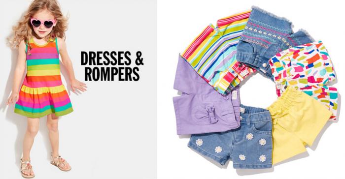 childrens place clothes