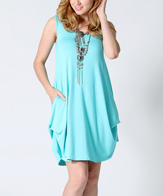 convertible draping shift dress