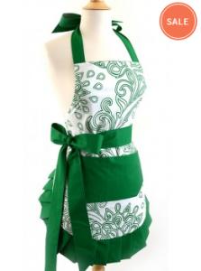 flirsty aprons green goddess