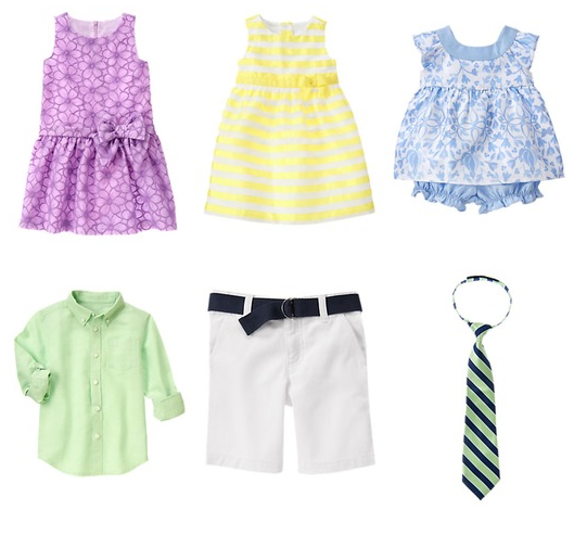 gymboree easter