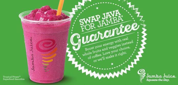 image regarding Jamba Juice Printable Coupon titled Jamba Juice $2 Coupon! *Positive for Smoothie, Juice, Electric power
