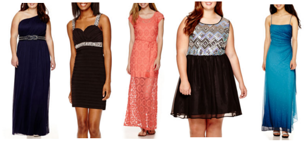 Jcpenney Prom Dress Deals Regular Plus Sizes Utah Sweet Savings