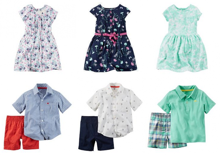 Kohl's: Girl's Spring Dresses $6.07, Toddler Boy Shirt & Short Sets $7.69!  *SO CUTE!* – Utah Sweet Savings