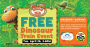 kued kids free dinosaur train event at discovery gateway