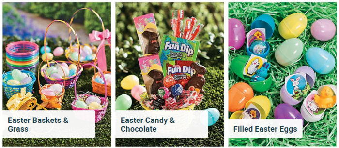 oriental trading company easter free shipping