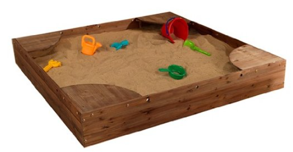 Charmant If You Are Wanting A Darling Sandbox Today Woot Has This One! Ends 3/4/16. KidKraft  Backyard ...