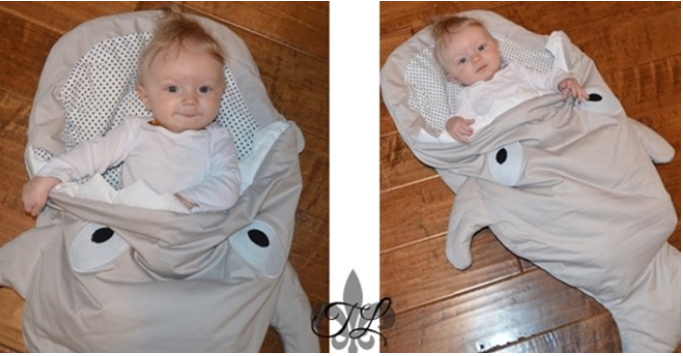 shark toddler