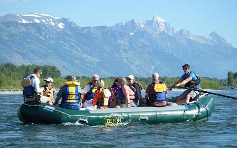 snake river tour