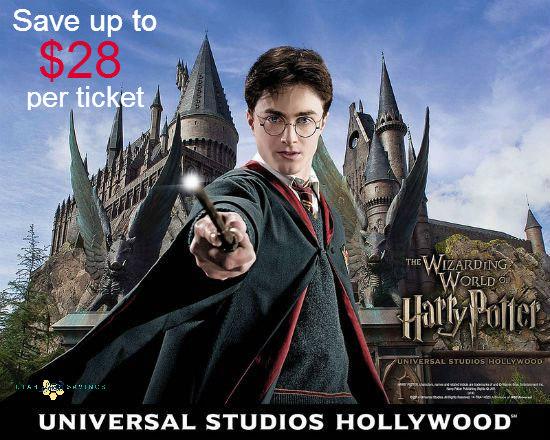 universal harry potter