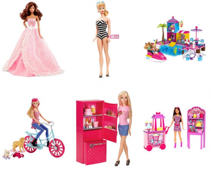 zulily barbie birthday
