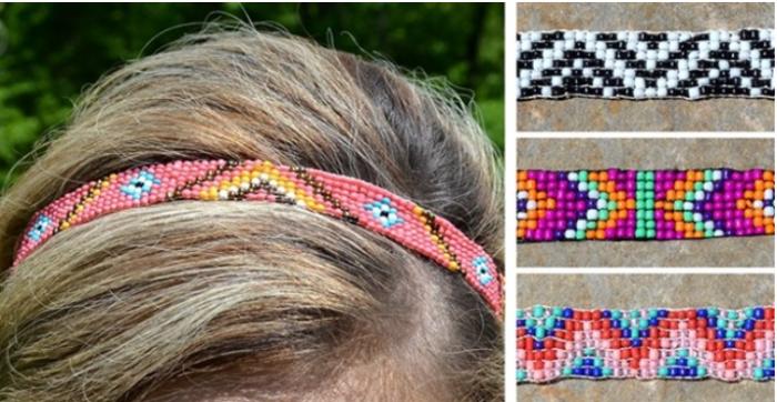 Bead Headband Blowout