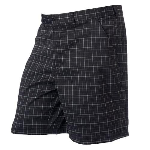 Big & Tall FILA SPORT GOLF Cypress Classic-Fit Plaid Shorts