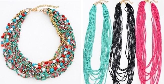 Boho Necklace Blowout Sale! 41 Styles