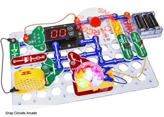 Elenco Snap Circuits Kits